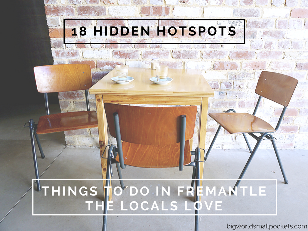 18 Things to do in Fremantle the Locals Love
