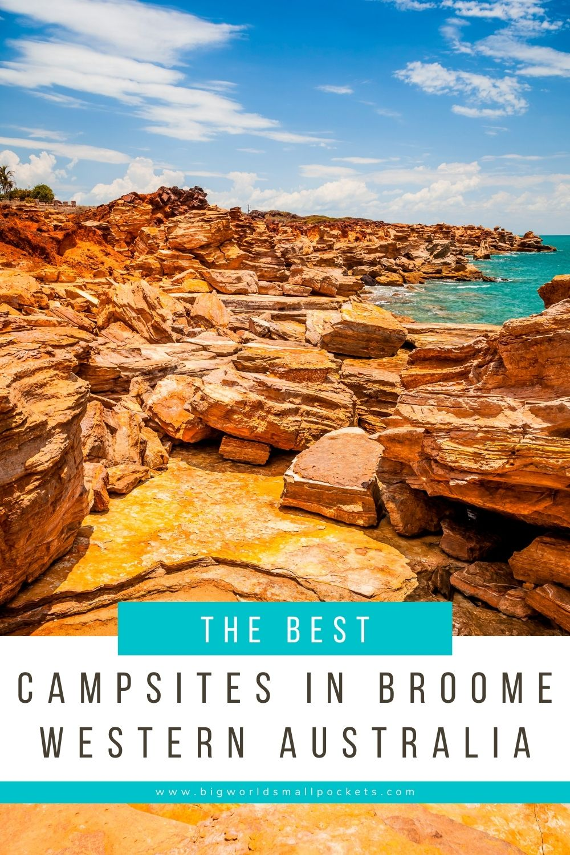 Best Caravan Parks & Campsites in Broome, Western Australia