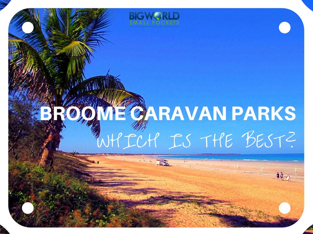 Broome Caravan Parks