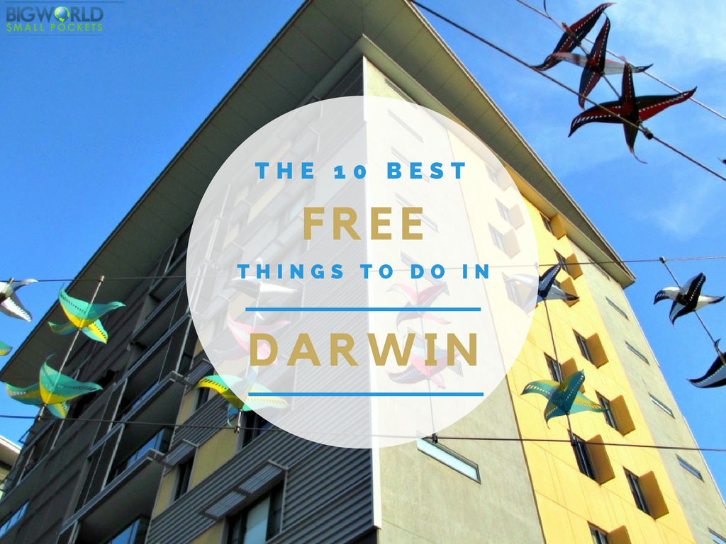 The 10 Best Free Things to do in Darwin