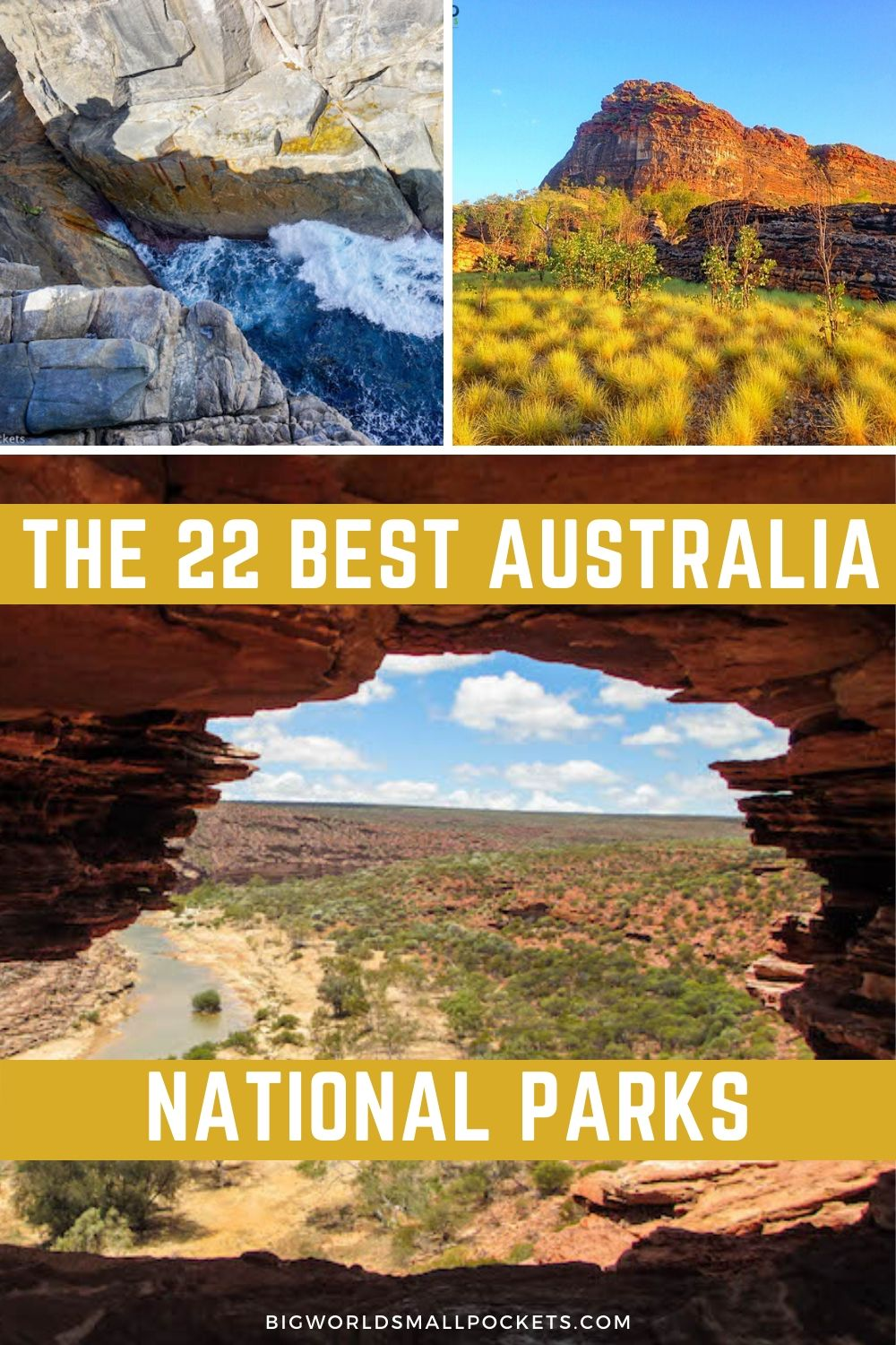 The 22 Top Australian National Parks