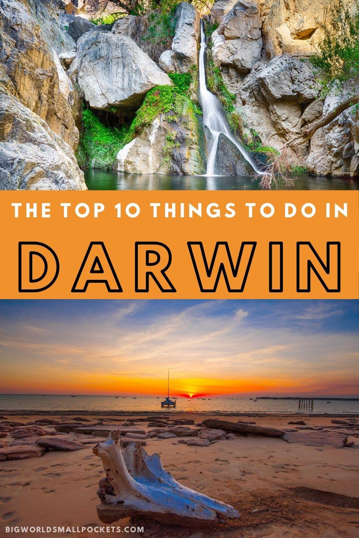 Top 10 Things To Do in Darwin, Australia
