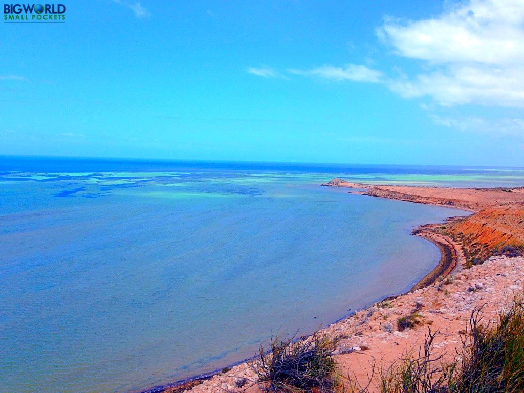 Australia, Shark Bay, Eagle Bluff
