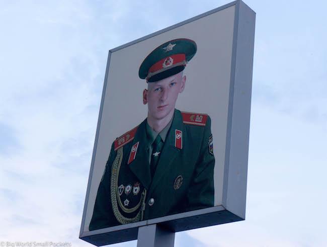 Germany, Berlin, Checkpoint Charlie