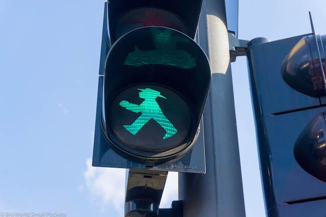 Germany, Berlin, Green Man