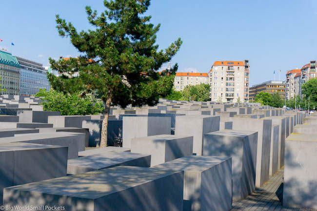 Germany, Berlin, Holocaust Memorial