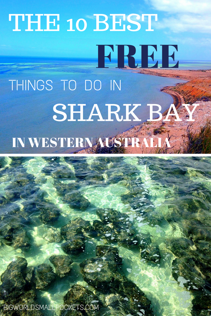 The 10 Best Free Things to do in Shark Bay in Western Australia {Big World Small Pockets}