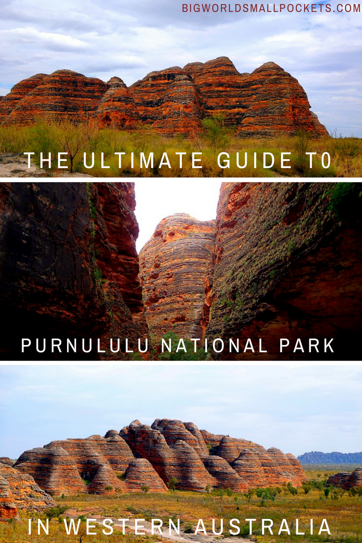 Want to Visit These Cool Looking Mountains? Then Check Out My Ultimate Guide to Purnululu National Park {Big World Small Pockets}