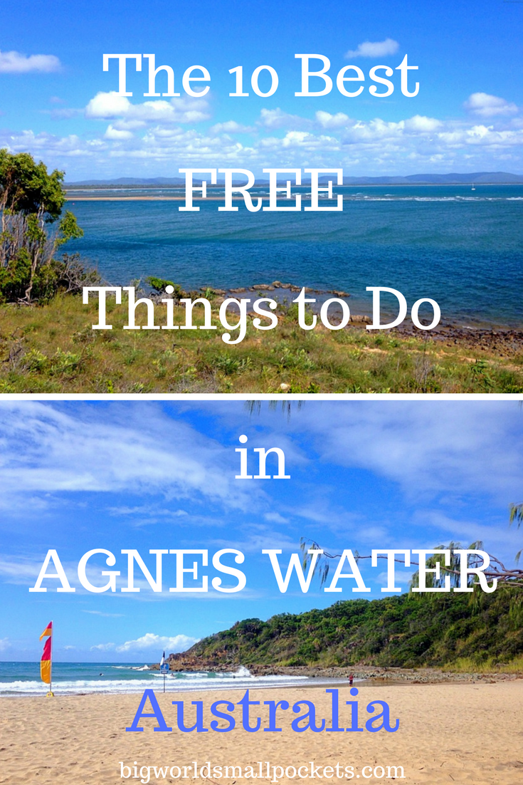 10 Best FREE Things to do in Queensland's Agnes Water {Big World Small Pockets}