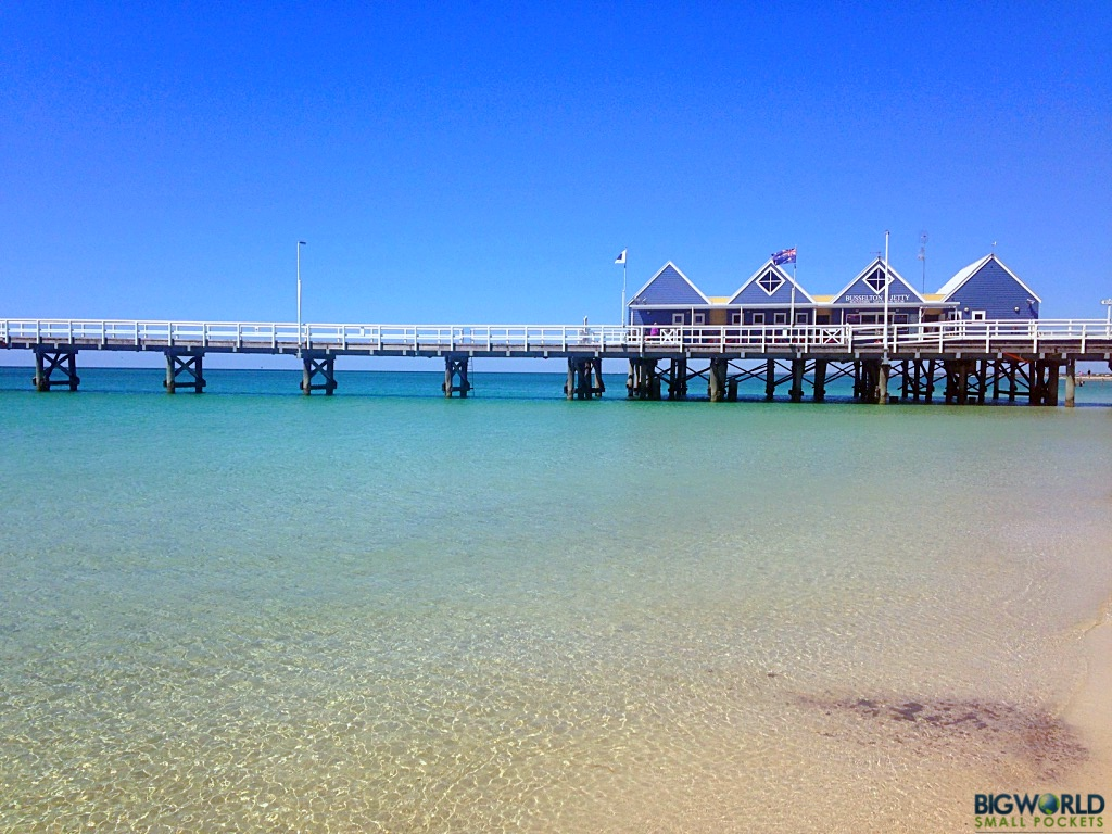 Australia, Busselton, Jetty