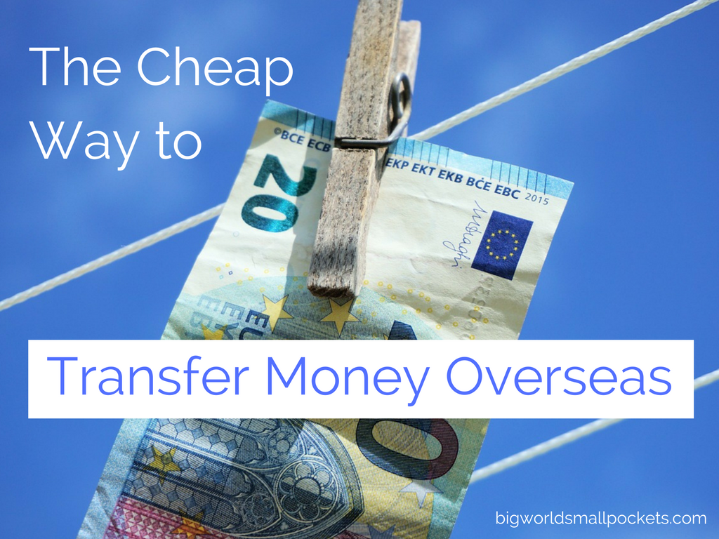 The Way To Transfer Money Overseas