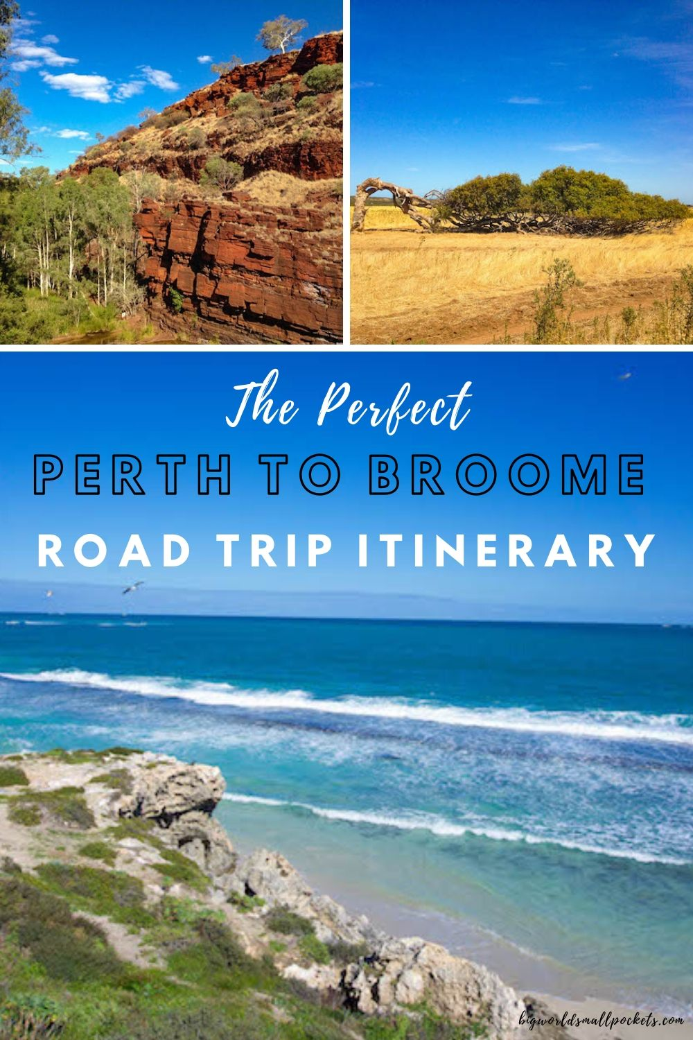 The Perfect 14 Day Perth to Broome Road Trip Itinerary