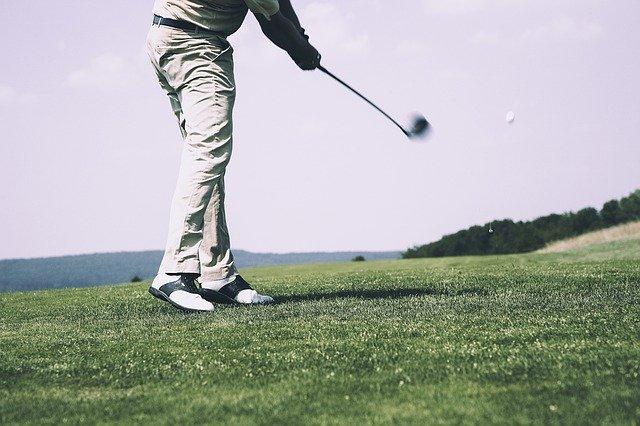 Channel Islands, Jersey, Golf