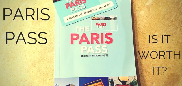 Paris Pass Review // Is It Worth It?