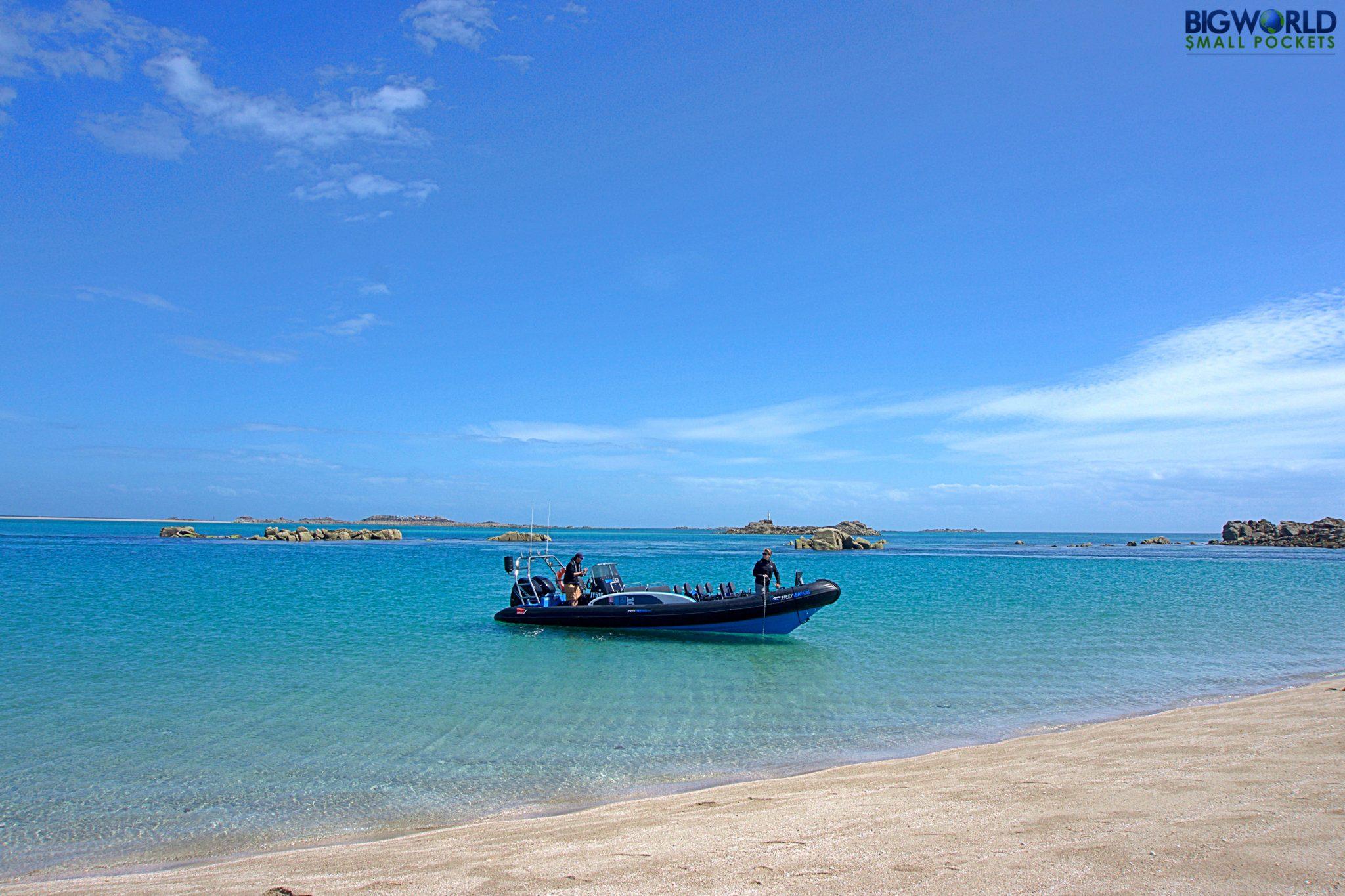 Jersey, Boat, Seafaris