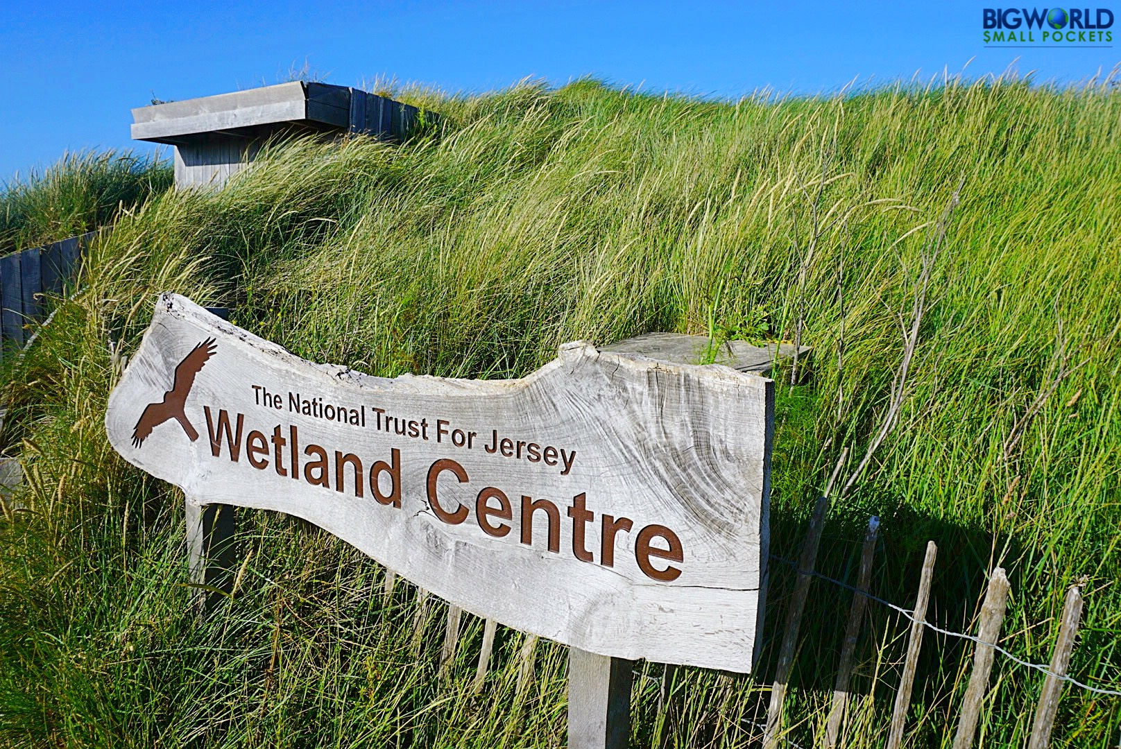 Jersey Wetland Centre