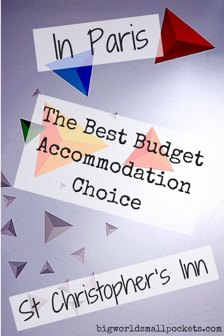 Location, Location, Location :: The Best Budget Accommodation Choice in Paris {Big World Small Pockets}
