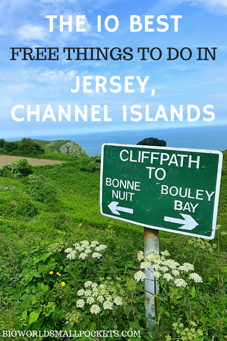 The 10 Best FREE Things to do in Jersey, Channel Islands {Big World Small Pockets}
