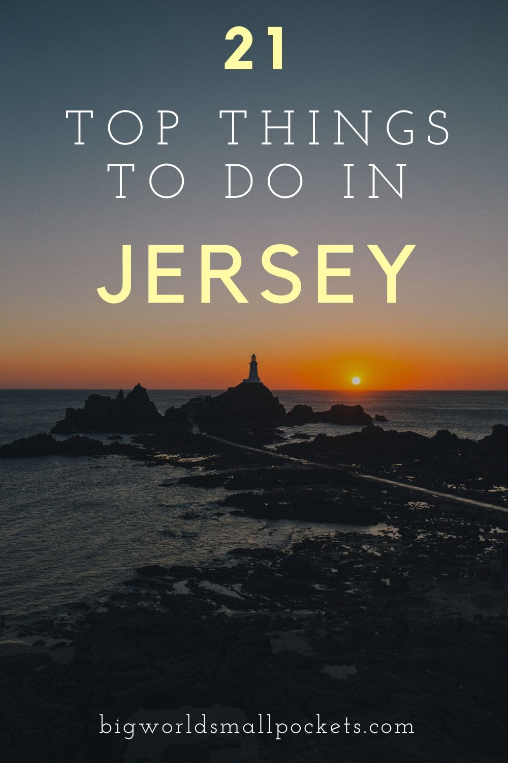 The Best 21 Things to Do in Jersey, Channel Islands