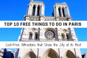 Top 10 Free Things to Do in Paris: Cost-Free Attractions that Show the City at its Best