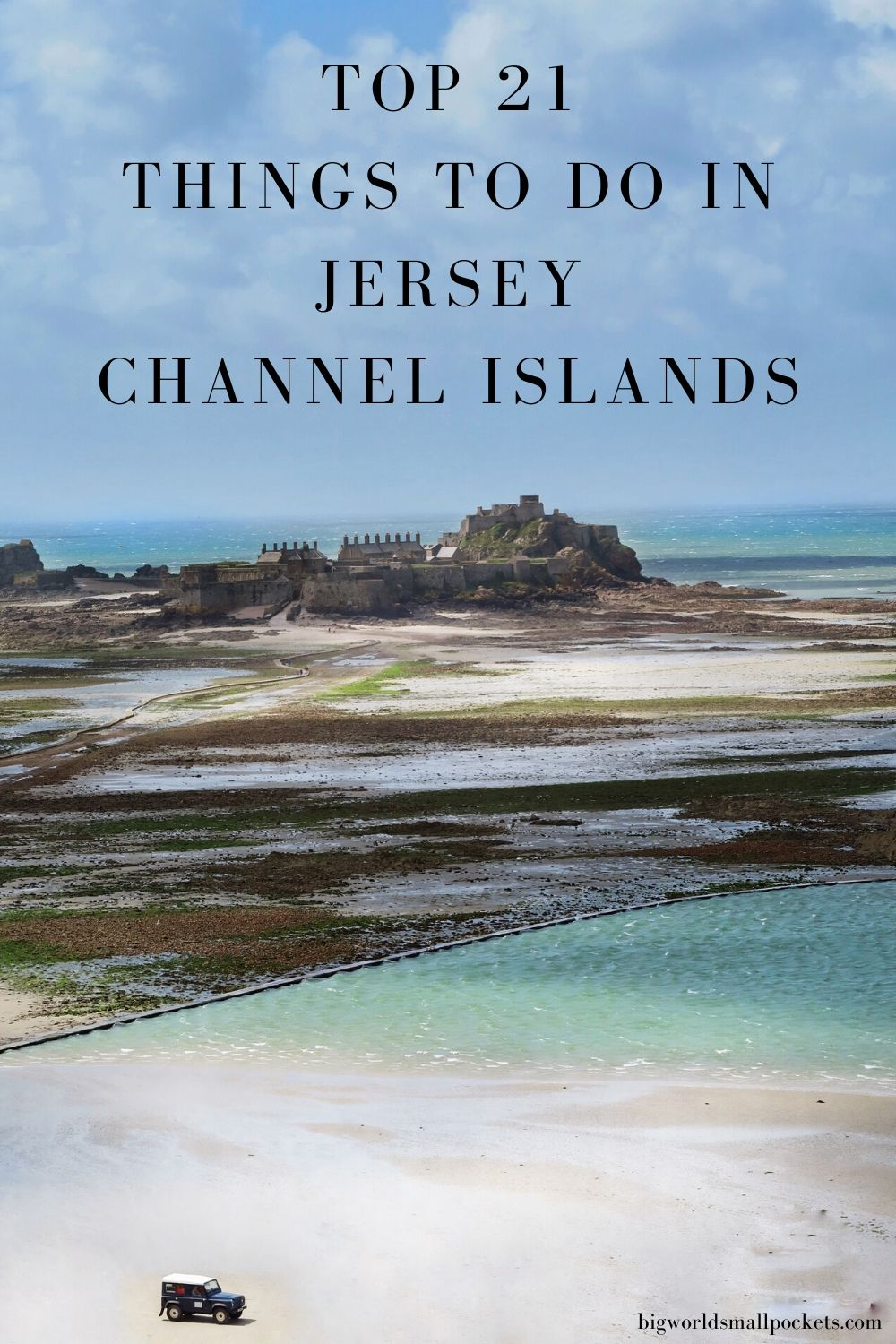 Top 21 Things to Do in Jersey, Channel Islands