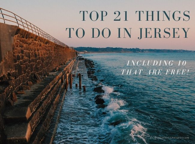 Top 21 Things to Do in Jersey