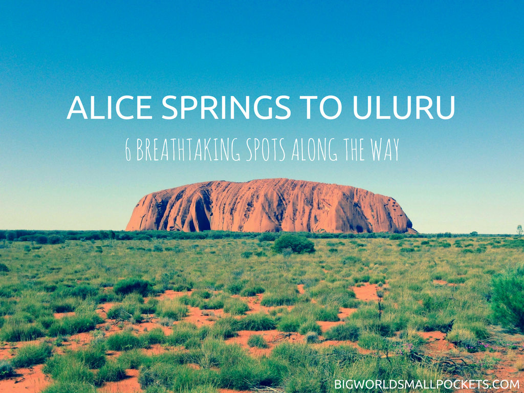 Alice Springs to Uluru