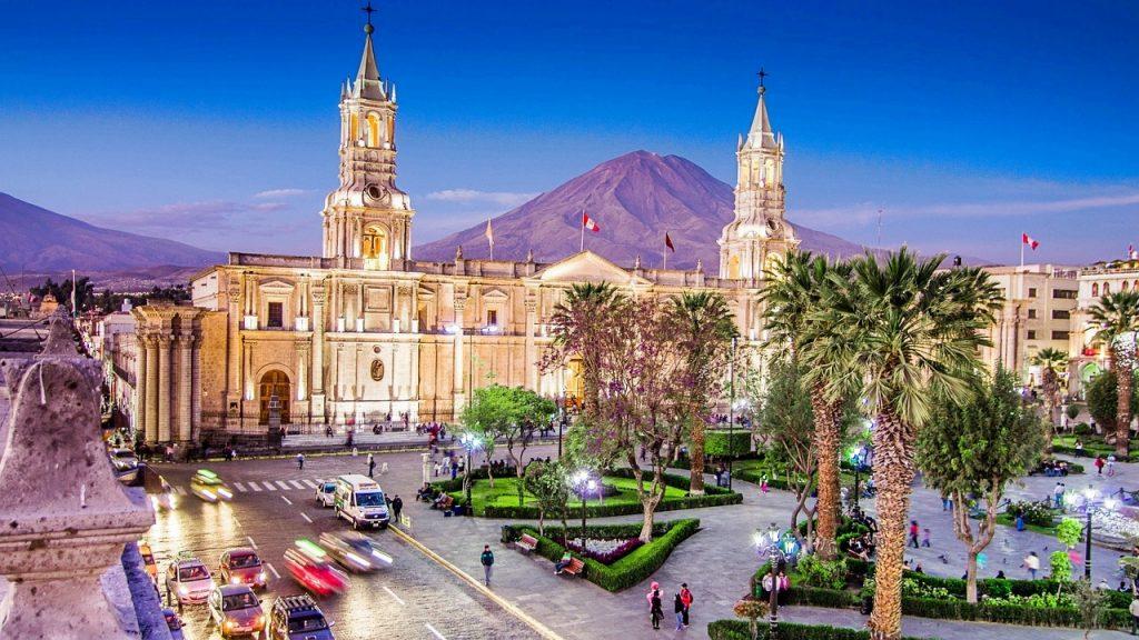 Arequipa Basilica