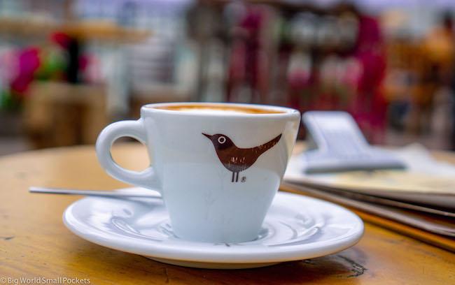 Arequipa, Cafe, Puku Puku