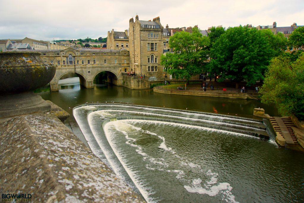 Bath Weir