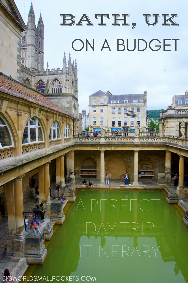 Bath on a Budget - The Perfect Day Trip Itinerary {Big World Small Pockets}