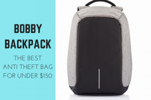 Bobby Backpack Review // The Best Anti Theft Bag for under $150