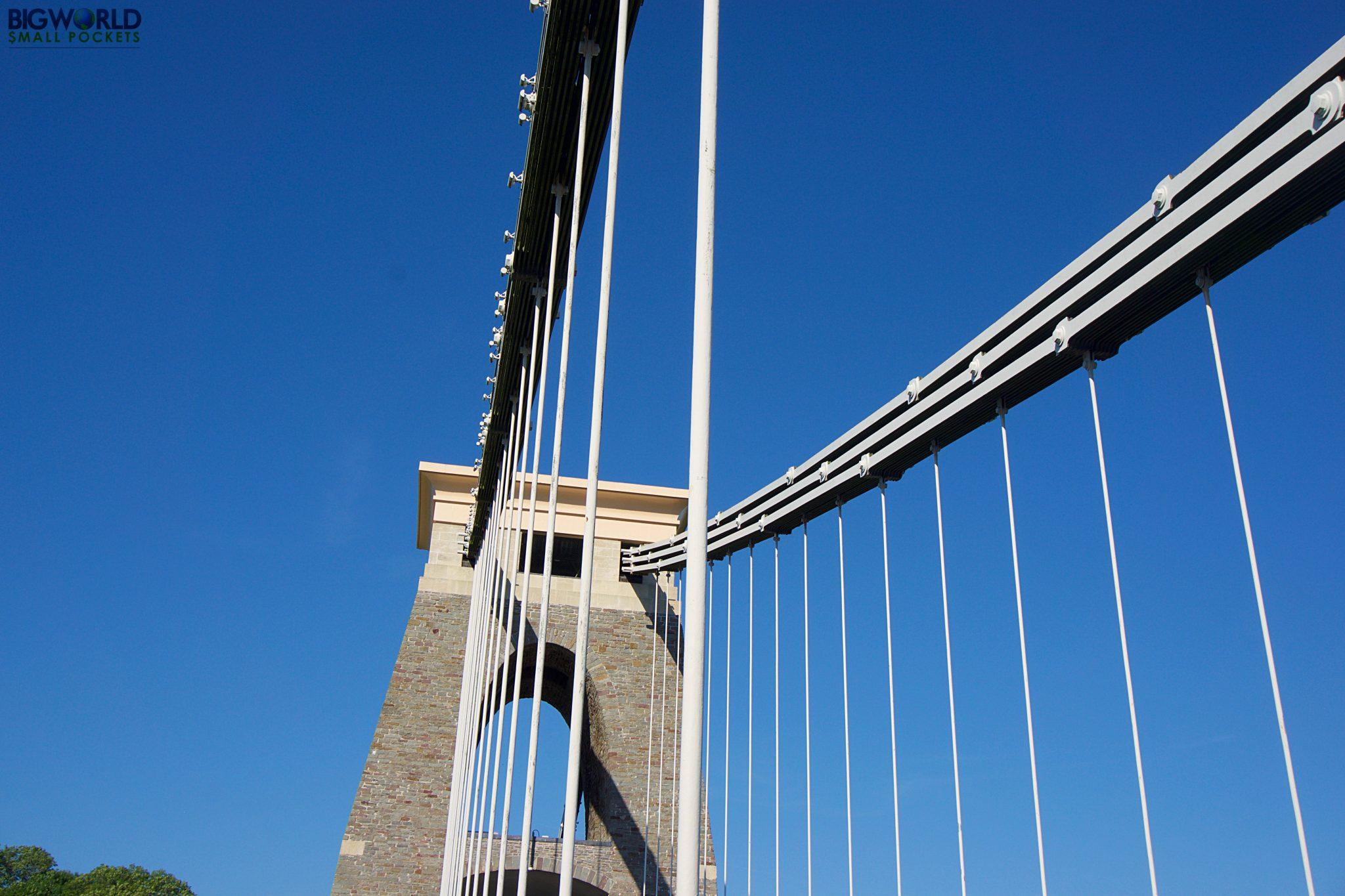 England, Bristol, Clifton Suspension Bridge
