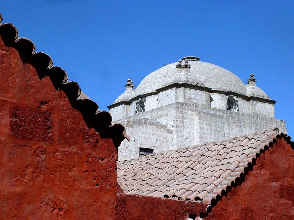 Monastery Arequipa