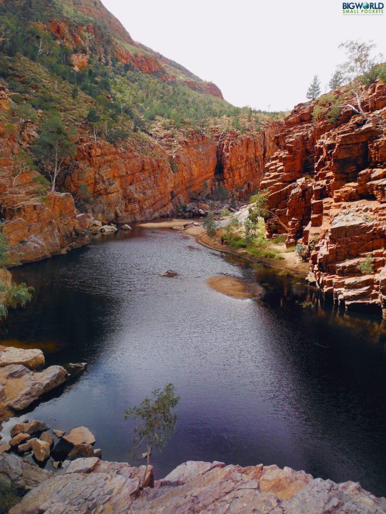 Australia, Outback, Ormiston Gorge