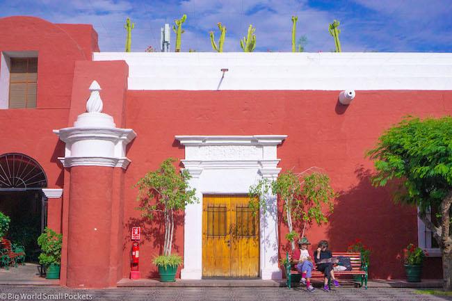 Peru, Arequipa, Museo Santuarios Andinos