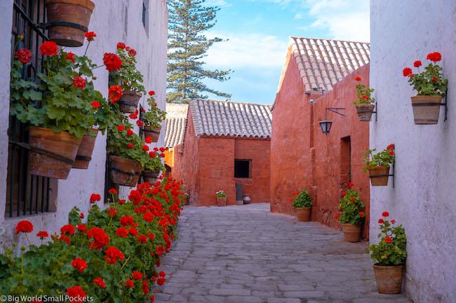 Peru, Arequipa, Santa Catalina Monastery