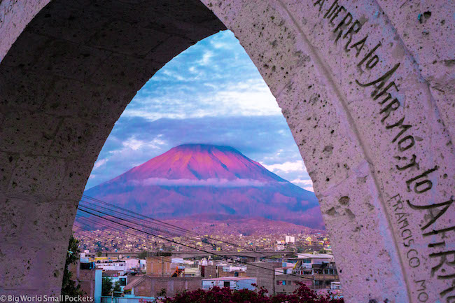 Peru, Arequipa, Yanahuara