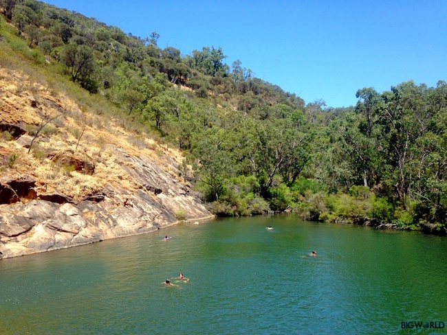 Australia, Serpentine National Park, Swimming Hole