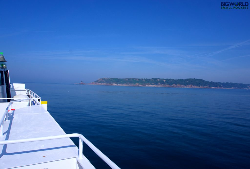 Boat to Sark