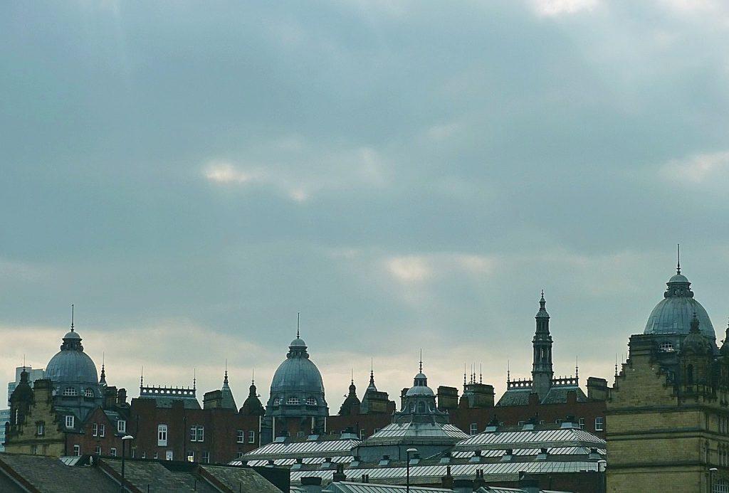 England, Leeds, Skyline