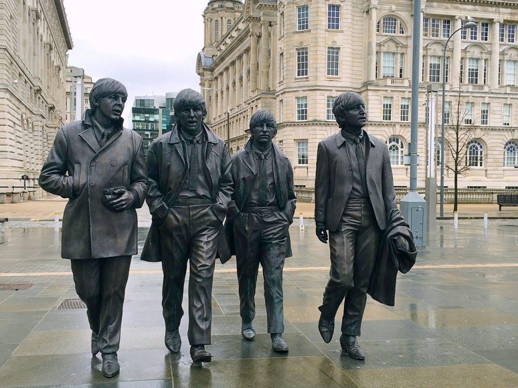 England, Liverpool, The Beatles