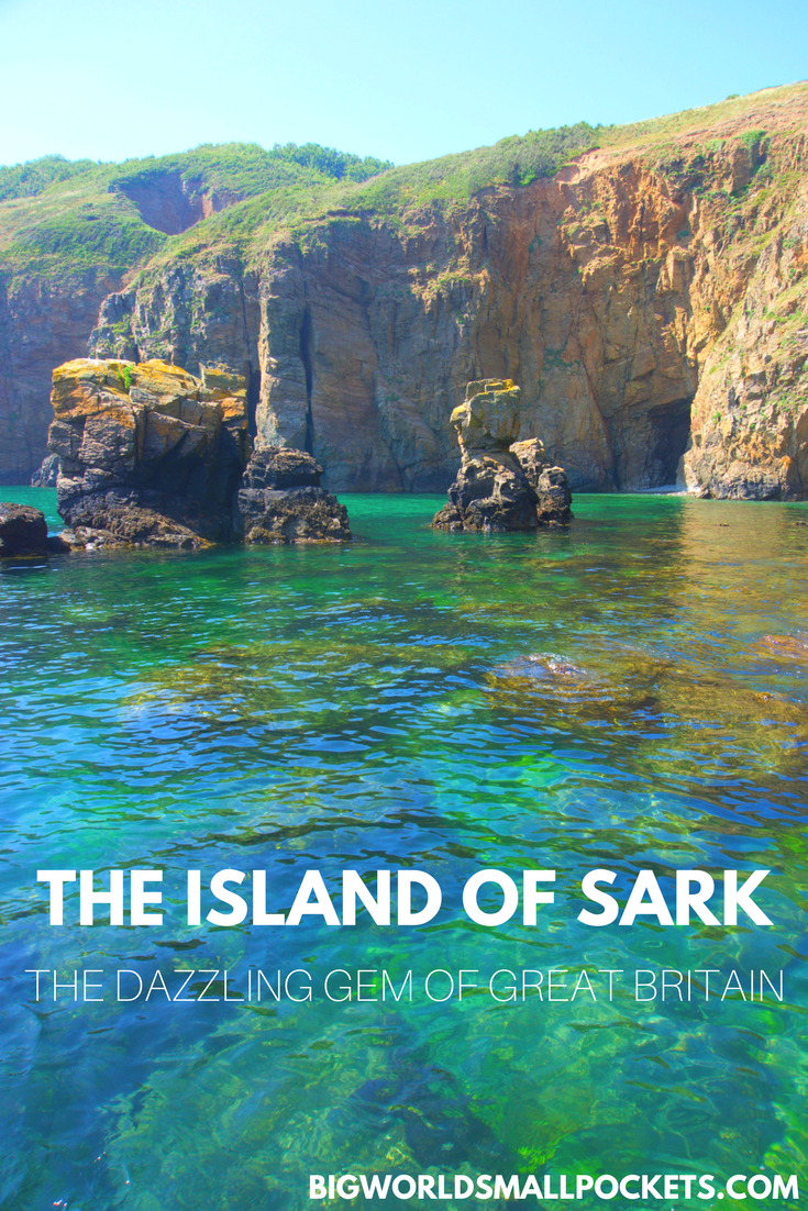 Exploring the Island of Sark :: The Dazzling Gem of Great Britain {Big World Small Pockets}