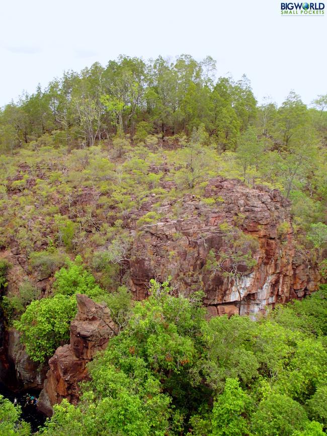 Litchfield NP, Cliffs