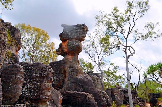 Litchfield NP, Rocks