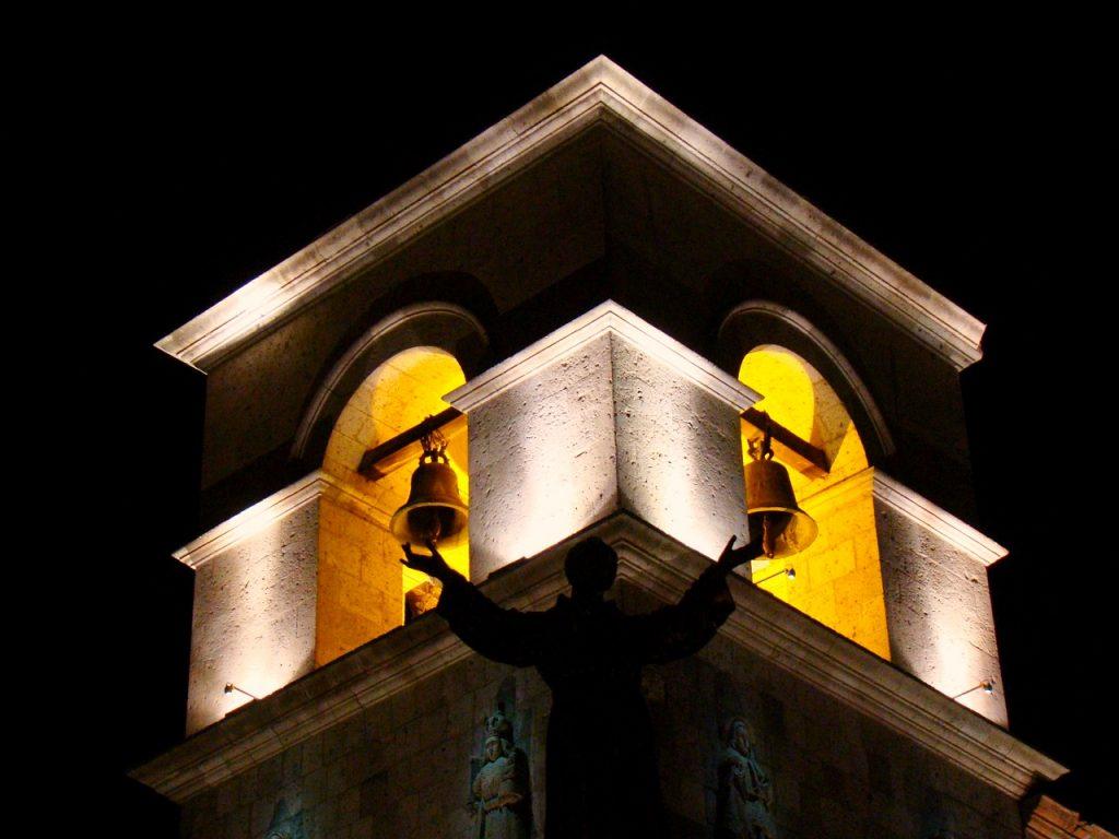 Peru, Arequipa, Bells