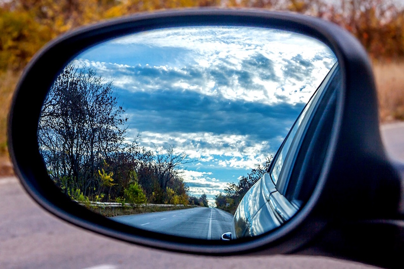 Wing Mirror, Road Trip