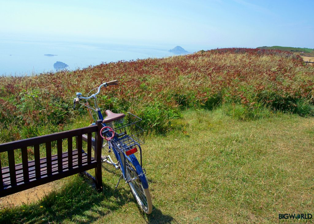 Sark Bicycle