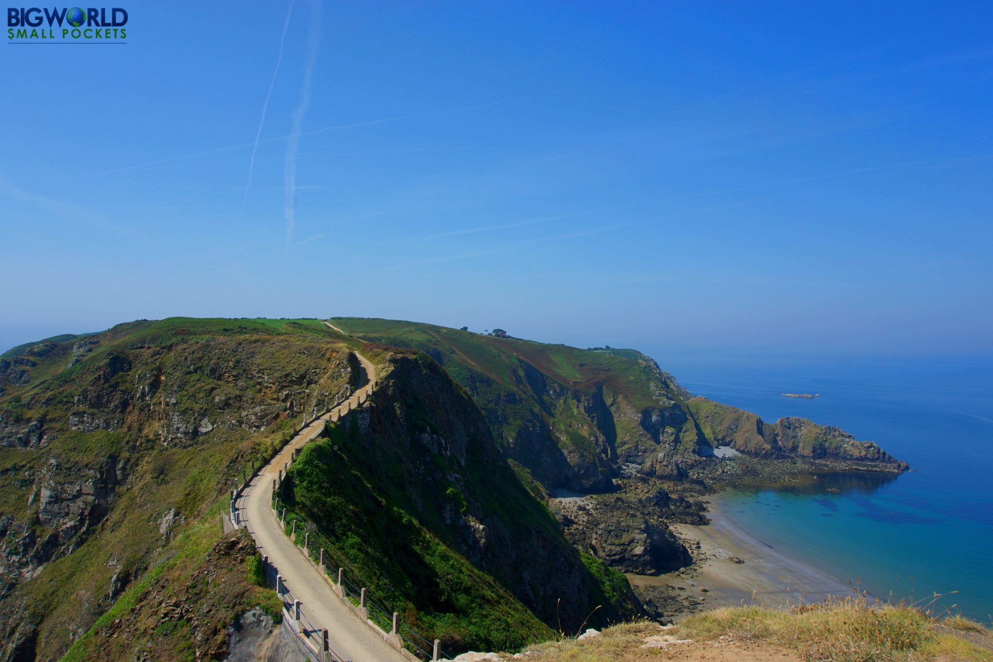 interested in time travel a trip to the island of sark is