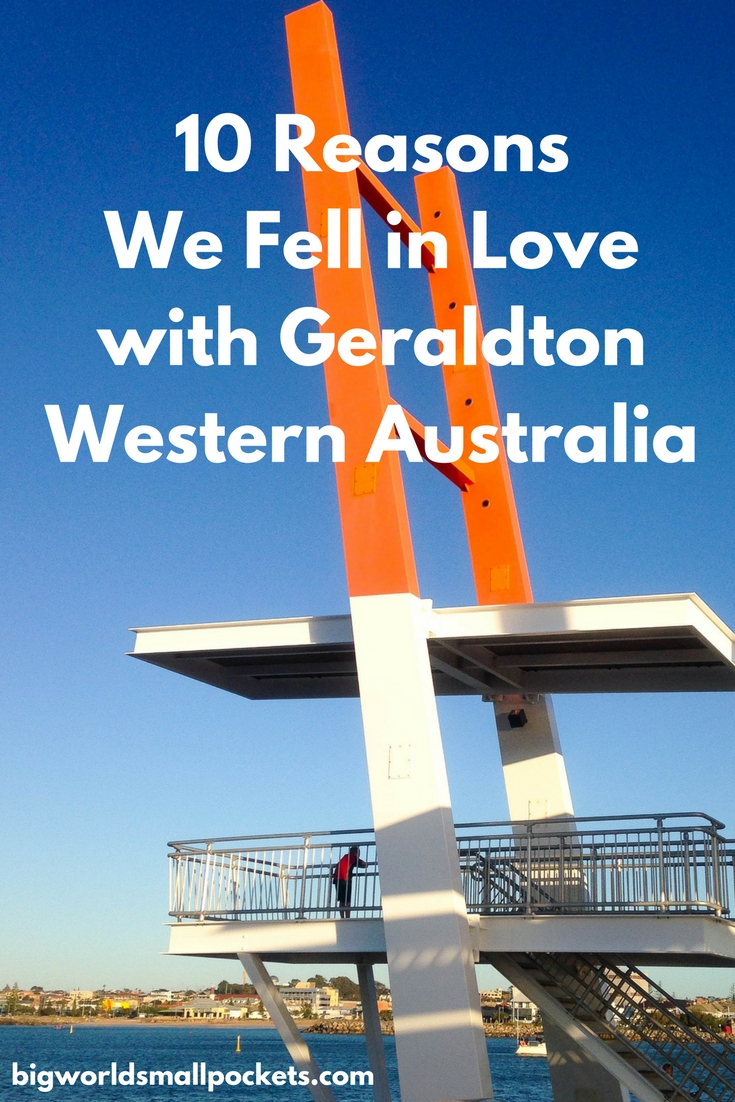 10 Reasons We Fell in Love with Geraldton, Western Australia {Big World Small Pockets}